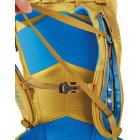 Blue Ice Kume Pack 38L, geel